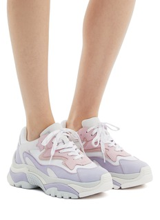 ASH Addict Bis拼接设计oversize运动鞋