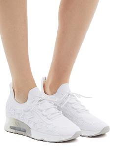 ASH Lunatic Star五角星图案针织袜靴式运动鞋