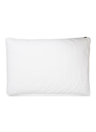 首图 –点击放大 - SHLEEP - The Shleep More双层设计羊毛内里纯棉枕头-白色