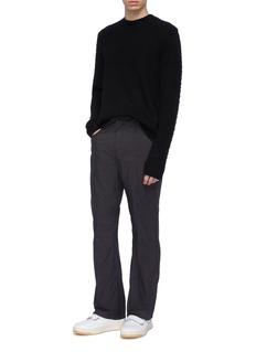 Acne Studios Page微喇叭尼龙长裤