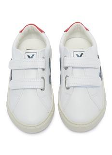 Veja Esplar幼儿款魔术贴搭带真皮运动鞋