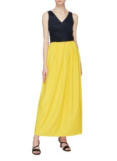 MING MA 褶裥半身裙