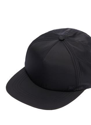 细节 - 点击放大 - Acne Studios - 表情徽章棒球帽
