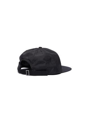 模特儿示范图 - 点击放大 - Acne Studios - 表情徽章棒球帽