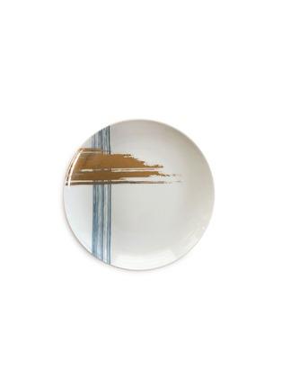 首图 –点击放大 - André Fu Living - Brush笔触印花陶瓷水果盘