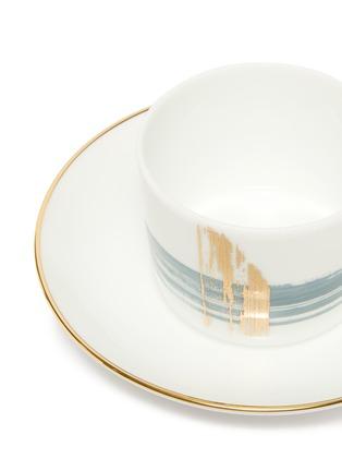 细节 –点击放大 - André Fu Living - Brush笔触印花陶瓷西式茶杯套装