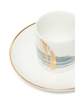 细节 –点击放大 - André Fu Living - Brush笔触印花咖啡杯套装
