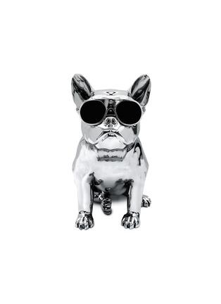 首图 –点击放大 - JARRE TECHNOLOGIES - AeroBull XS1斗牛犬造型蓝牙音响-亮银色