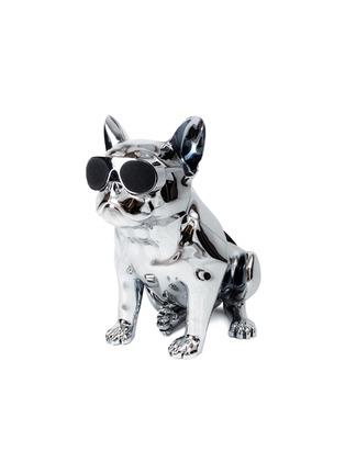 - JARRE TECHNOLOGIES - AeroBull XS1斗牛犬造型蓝牙音响-亮银色