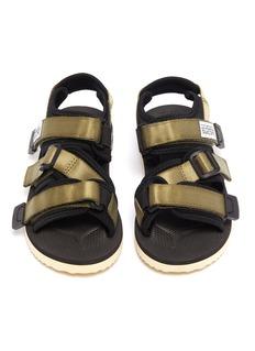 SUICOKE 儿童款KISEE-Kids三重尼龙搭带凉鞋