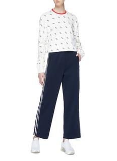 FILA x 3.1 Phillip Lim 品牌标志侧条纹休闲裤