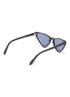 Spektre Frida三角形板材镜框太阳眼镜