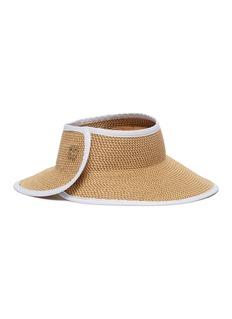 Eric Javits Lil编织遮阳帽