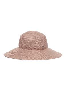 Eric Javits Hampton编织宽檐帽