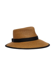 Eric Javits Sun Crest编织宽檐帽
