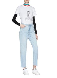 PROENZA SCHOULER PSWL品牌名称纯棉T恤