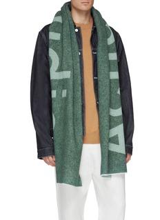 Acne Studios 品牌名称羊毛围巾