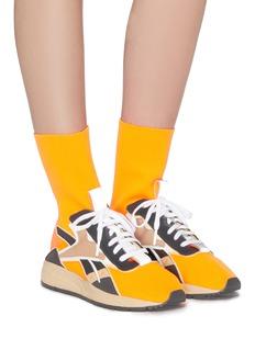 Victoria Beckham x Reebok Bolton拼接设计针织袜式运动鞋