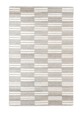 首图 –点击放大 - CASE - Spindle大号平织地毯-浅灰色