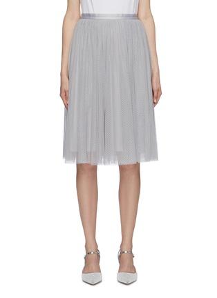 首图 - 点击放大 - Needle & Thread - Dotted波点网纱半裙