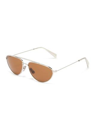 首图 - 点击放大 - CELINE - 金属框飞行员太阳眼镜