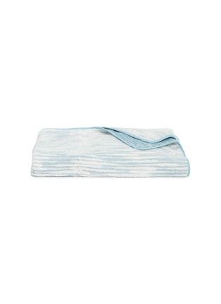首图 –点击放大 - Abyss - Cozi小号埃及长绒棉浴巾-浅蓝色