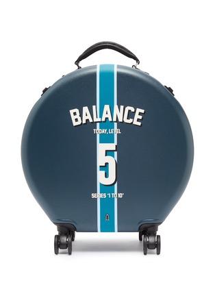 首图 –点击放大 - OOKONN - x Studio Concrete圆形行李箱(30升)-5 Balance