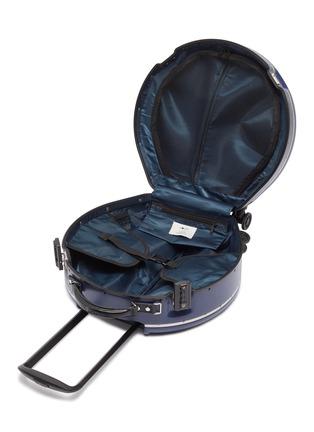 细节 –点击放大 - OOKONN - x Studio Concrete圆形行李箱(30升)-3 Blue