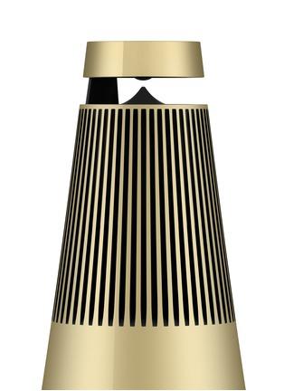 细节 –点击放大 - BANG & OLUFSEN - Beosound 2便携式蓝牙扬声器-黄铜色