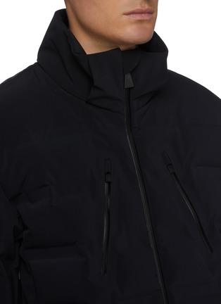 细节 - 点击放大 - AZTECH MOUNTAIN - Nuke Suit绗缝羽绒功能连帽夹克