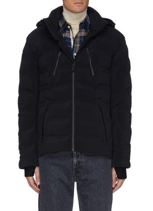 首图 - 点击放大 - AZTECH MOUNTAIN - Nuke Suit绗缝羽绒功能连帽夹克