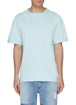 首图 - 点击放大 - DENHAM - Rising Sun纯色纯棉T恤
