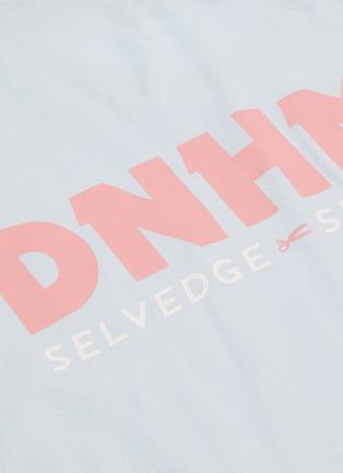 - DENHAM - Selvedge Surfer英文字及品牌名称缩写纯棉T恤