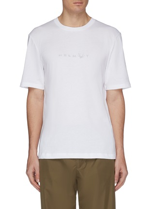 首图 - 点击放大 - Helmut Lang - Alien logo刺绣T恤