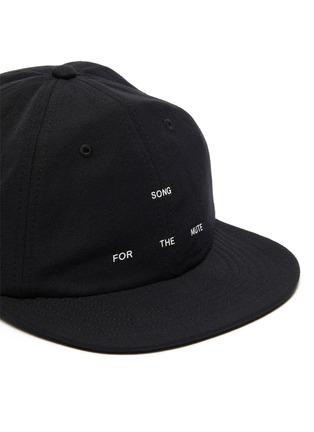 细节 - 点击放大 - Song for The Mute - x New Era品牌名称斜纹布棒球帽