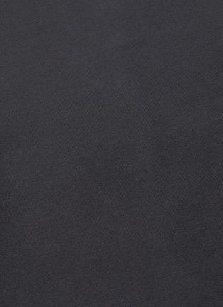 - Bottega Veneta - 挖剪高领针织小黑裙