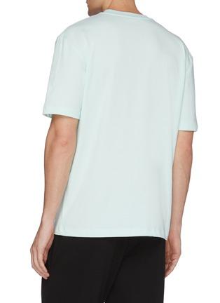 背面 - 点击放大 - McQ Alexander McQueen - logo印花纯棉T恤