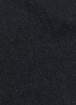 - KURO - 低裆阔腿牛仔裤