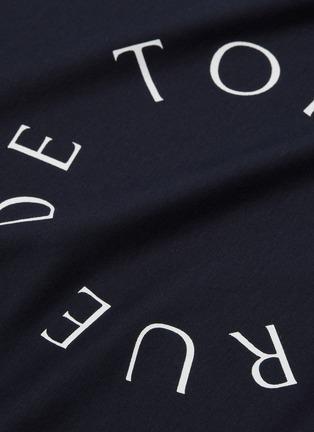 - Rue de Tokyo - 品牌标志T恤