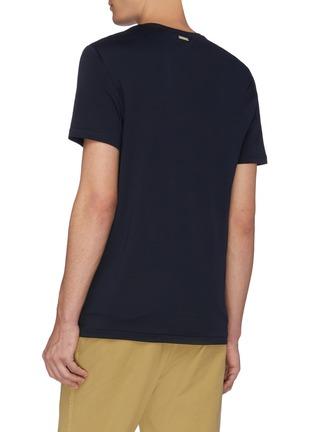 背面 - 点击放大 - Rue de Tokyo - 品牌标志T恤
