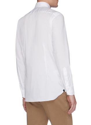 背面 - 点击放大 - Lardini - 混棉衬衫