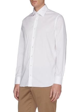 正面 -点击放大 - Lardini - 混棉衬衫