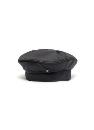 首图 - 点击放大 - Maison Michel - Nolan拉链设计贝雷帽