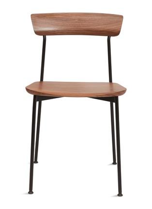 首图 –点击放大 - Stellar Works - x Tom Fereday Crawford核桃木餐椅