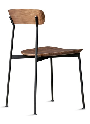 - Stellar Works - x Tom Fereday Crawford核桃木餐椅