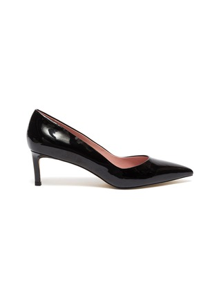 首图 - 点击放大 - PEDDER RED - Onaly漆皮高跟鞋