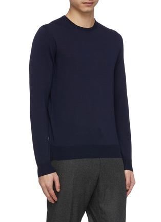 正面 -点击放大 - LARDINI - 羊毛针织衫