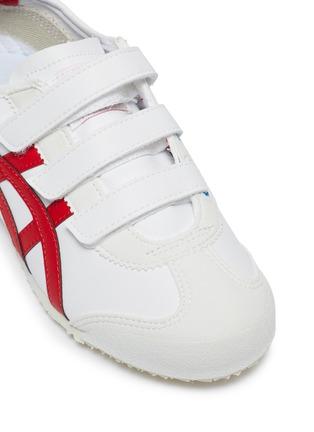 细节 - 点击放大 - ONITSUKA TIGER - Mexico 66 Baja儿童款拼色标志运动鞋
