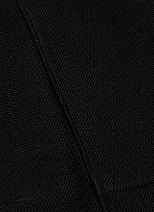 - CHRISTOPHER ESBER - 切割设计混棉长裤