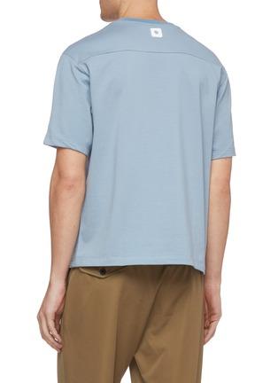 背面 - 点击放大 - STAFFONLY - 包装盒拼贴棉质T恤
